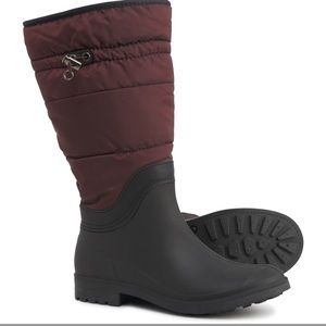 Kamik New Castle tall pac boots waterproof